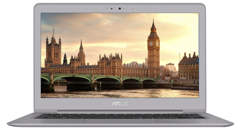 ASUS ZenBook Ultra-Slim Laptop