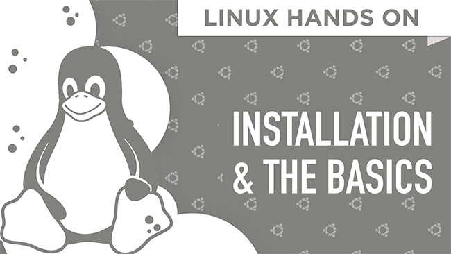 Linux Hands On: Installation and the Basic Linux Commands