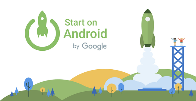 Start on Android by Google