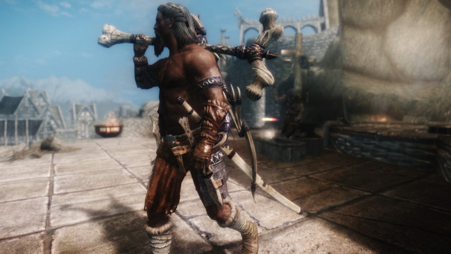 Immersive Weapons Skyrim Mods