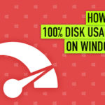 Fix 100% Disk Usage by System and Compressed Memory in Windows 10