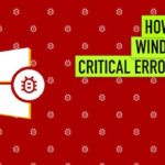Fix Windows 10 Critical Error Start Menu and Cortana Aren't Working Issue