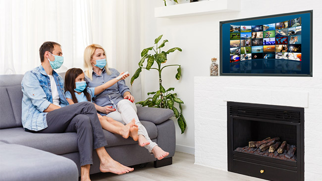 4 Reasons Why TV is Important in Quarantine